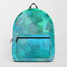 Hole in sky Backpack