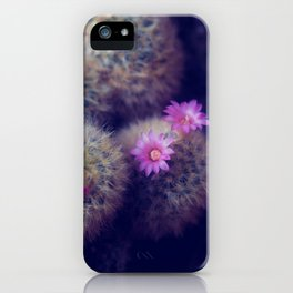 Little Cactus Flowers iPhone Case