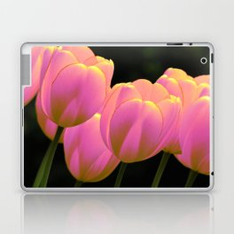 Tulips - Happy Family!  Laptop & iPad Skin