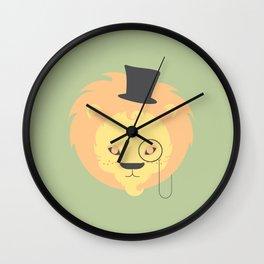 The Dandy-Lion Wall Clock