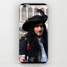 Patrician pirate iPhone & iPod Skin