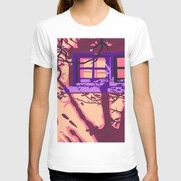 Window sill T-shirt