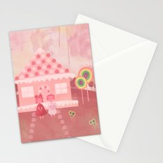 Candy Fields (Hansel & Gretel) Stationery Cards