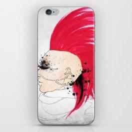 Fierce Angel iPhone Skin