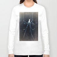 alien Long Sleeve T-shirts featuring ALIEN by  Agostino Lo Coco