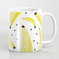 Fun banana summer fruit pattern Mug