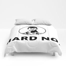 Letterkenny hard no Comforters