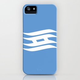 Flag of Hyogo iPhone Case