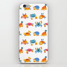 Crab iPhone Skin