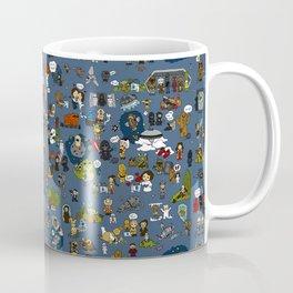 Teeny Tiny Galaxy Coffee Mug