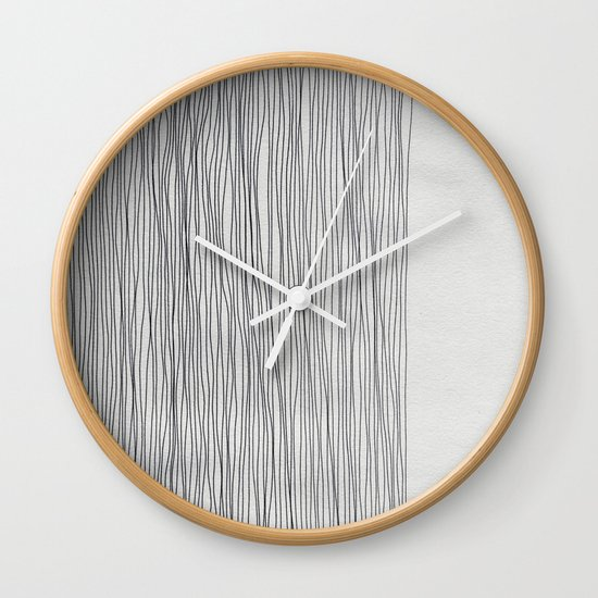 D24 Wall Clock