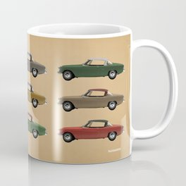Five Studebakers Coffee Mug