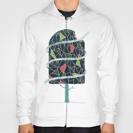 The Winter Tree Hoody