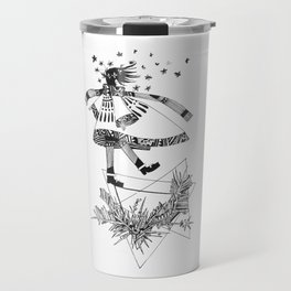 Precarious Travel Mug