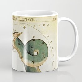 Draco and Ursa Minor Coffee Mug