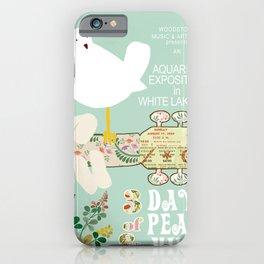 Woodstock Birdie Collage Print iPhone Case