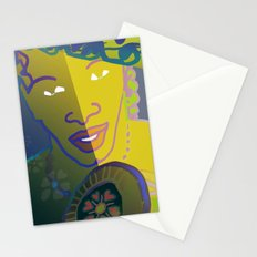 Shaman of the Healing Sounds Stationery Cards