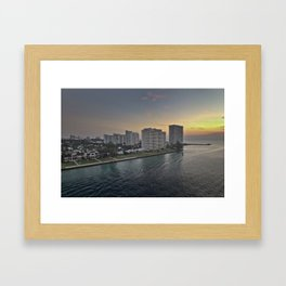 Dawning Day Framed Art Print