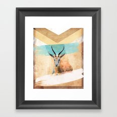 The Mirage Framed Art Print