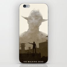 The Walking Dead (II) iPhone & iPod Skin