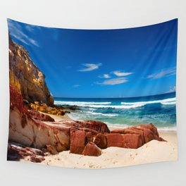 Seclusion Bay Wall Tapestry