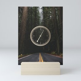 Gold Compass - The Road to Wisdom Mini Art Print