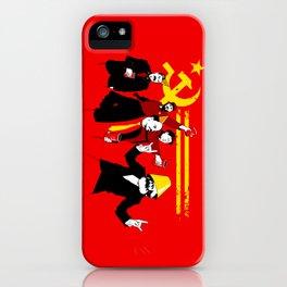 The Communist Party (original) iPhone Case