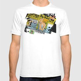 The biggest Battle is the one inside you (Color) T-shirt