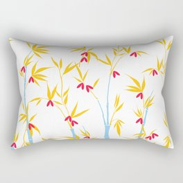 Bamboo tree pattern Rectangular Pillow