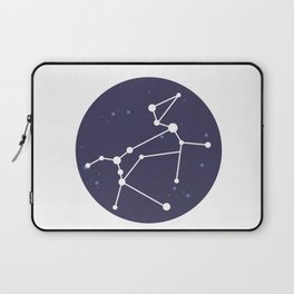 Canis Major Constellation Laptop Sleeve