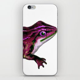 Pinky the Frog iPhone Skin