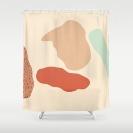 be full of suprises Shower Curtain