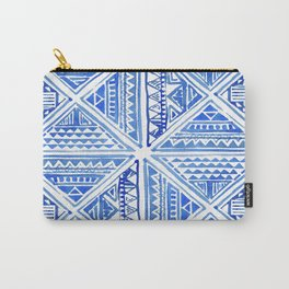 Geo tile art Carry-All Pouch