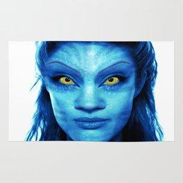 Angelina Jolie Avatar Rug