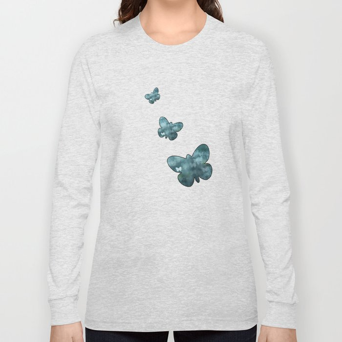 Flutter By Me Long Sleeve T-shirt