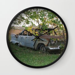 Forsaken Wall Clock
