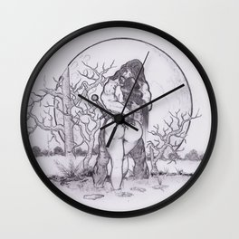 Being needed Wall Clock