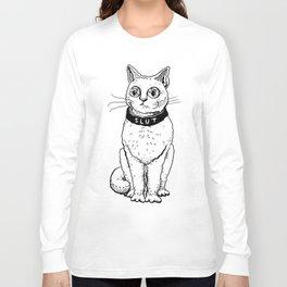 Slut Cat Long Sleeve T-shirt
