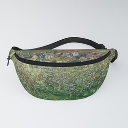 Plum Trees in Blossom Fanny Pack