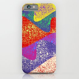 Guiding Shapes iPhone Case