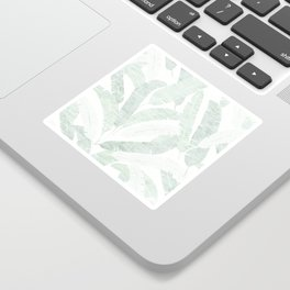 BANANA LEAF LIGHT Sticker