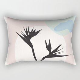 // Royal Gardens 01 Rectangular Pillow