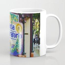 Farmacia Laboratorio Coffee Mug