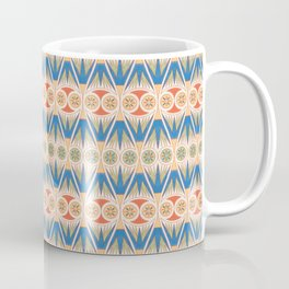 Ancient Egyptian Lotus Pattern (From Ornament Anthology c.1874) Coffee Mug