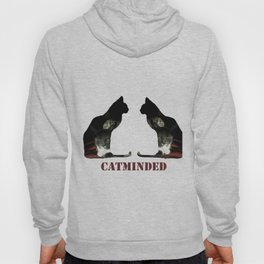 Cat minded Hoody