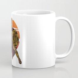 Spartan Warrior | Sparta Greek Fighter Sword Power Coffee Mug