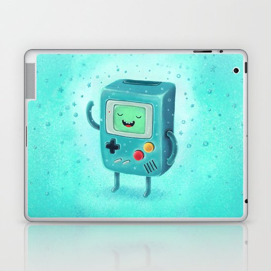 Game Beemo Laptop & iPad Skin