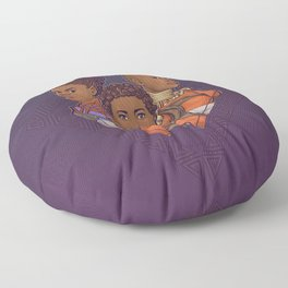 Wakanda Women Floor Pillow