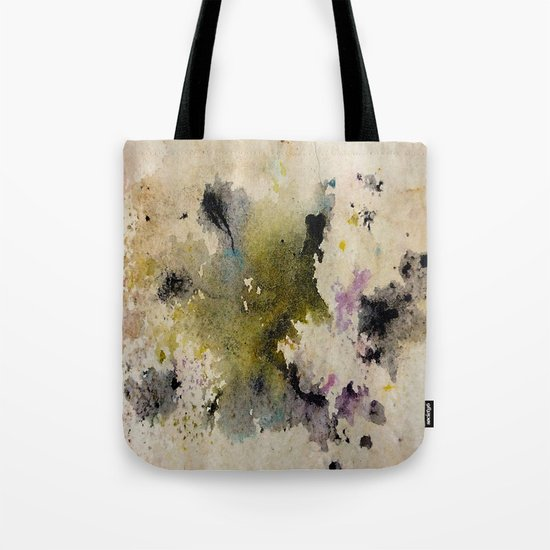 land of milk and honey Tote Bag