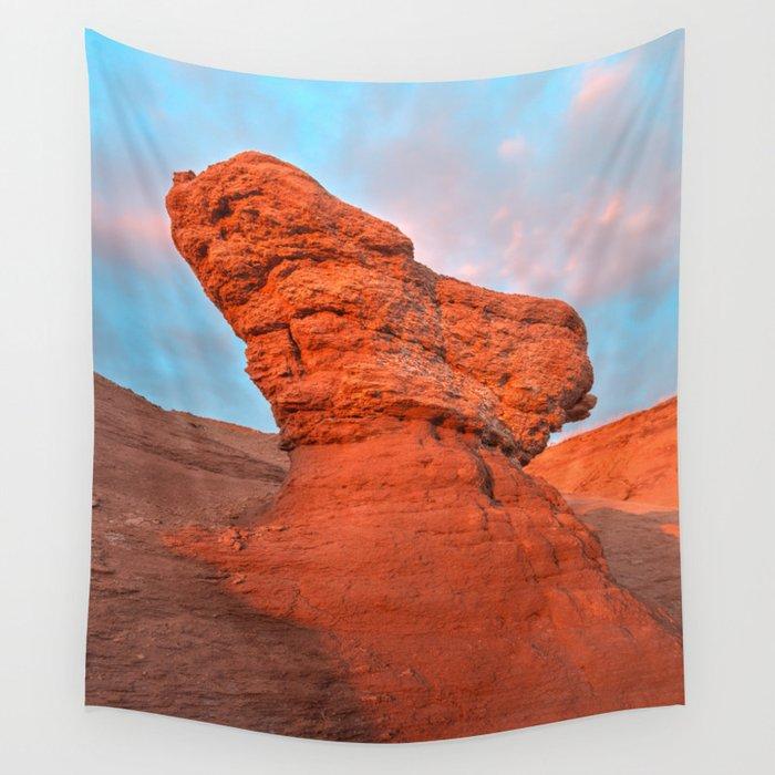 Hellhound Rock Wall Tapestry